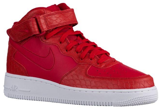 Nike Air Découvrez Les 1 Chaussures Lv8 Hommes Force Mid rxeWBCoQd