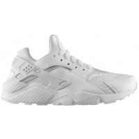 Nike Air Huarache Hommes baskets Tout blanc/blanc VSJ459