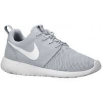 Nike Roshe One Hommes chaussures de course gris/blanc XVU822