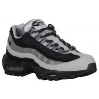 Nike Air Max 95 Essential Hommes chaussures de course noir/gris RXJ352