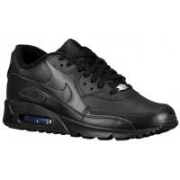 Nike Air Max 90 Hommes sneakers Tout noir/noir QFQ661