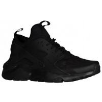 Nike Air Huarache Run Ultra Hommes chaussures de sport Tout noir/noir PEQ296