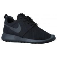 Nike Roshe One Hommes sneakers Tout noir/noir EIH504