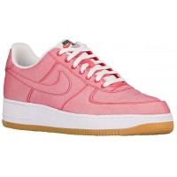 Nike Air Force 1 LV8 Hommes chaussures rose/rouge HAN275