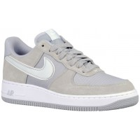Nike Air Force 1 Low Hommes baskets gris/blanc ADV146