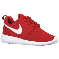 Nike Roshe One Hommes baskets rouge/blanc ZQF086