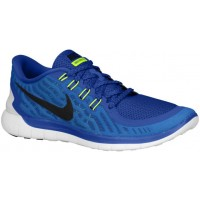 Nike Free 5.0 2015 Hommes chaussures bleu/vert clair KCI912