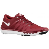 Nike Free Trainer 5.0 V6 Hommes chaussures bordeaux/blanc DRL537