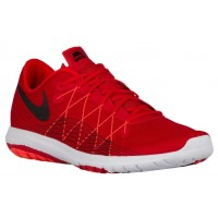 Nike Flex Fury 2 Hommes baskets rouge/noir NIP021