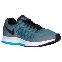 Nike Air Zoom Pegasus 32 Hommes chaussures gris/bleu clair UIQ372