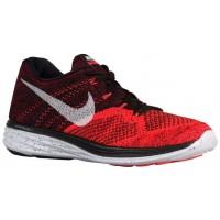 Nike Flyknit Lunar 3 Hommes sneakers noir/blanc RLL331