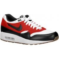 Nike Air Max 1 Essential Hommes sneakers blanc/noir MDA488