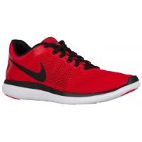 Nike Flex RN 2016 Hommes chaussures de course rouge/blanc PZY195