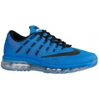 Nike Air Max 2016 Hommes chaussures bleu clair/Orange HIF980