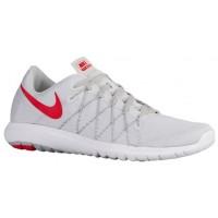 Nike Flex Fury 2 Hommes sneakers blanc/gris QXV025