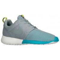 Nike Roshe One Hommes sneakers gris/vert clair INP781