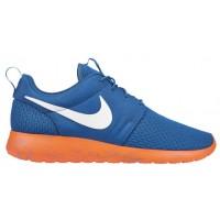 Nike Roshe One Hommes chaussures de sport bleu/Orange XFB450