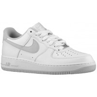 Nike Air Force 1 Low Hommes sneakers blanc/gris GSN821