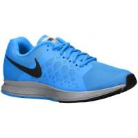 Nike Air Pegasus 31 Flash Hommes chaussures de sport bleu clair/argenté LKW603