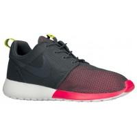 Nike Roshe One Hommes sneakers noir/vert clair UIC824