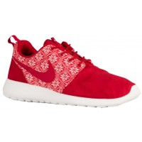 Nike Roshe One Winter Hommes chaussures de sport rouge/blanc PAB509