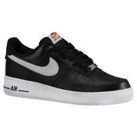 Nike Air Force 1 Low Hommes chaussures de sport noir/blanc RKB399