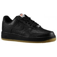Nike Air Force 1 LV8 Hommes chaussures de sport noir/bronzage FKG479