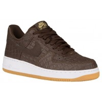 Nike Air Force 1 LV8 Hommes baskets marron/blanc WTP923