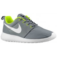 Nike Roshe One Hommes chaussures de course noir/vert clair IWK220