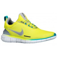 Nike Free OG Breeze Hommes chaussures vert clair/blanc HUK771