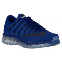 Nike Air Max 2016 Hommes sneakers bleu/noir VZX776
