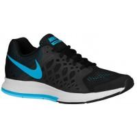 Nike Air Pegasus 31 Hommes chaussures de course noir/bleu clair JMR964