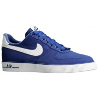 Nike Air Force 1 AC Hommes baskets bleu/blanc VBZ971