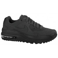Nike Air Max Wright Hommes sneakers Tout noir/noir YVF565