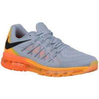 Nike Air Max 2015 Hommes sneakers gris/Orange WZI319