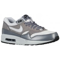 Nike Air Max 1 Essential Hommes chaussures de course gris/gris BYU177