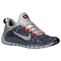 Nike Free Trainer 5.0 Camo Hommes chaussures de course noir/gris HYS495
