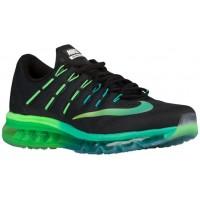 Nike Air Max 2016 Hommes chaussures de sport noir/vert clair PHL546