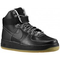 Nike Air Force 1 High Hommes baskets noir/blanc PHZ167