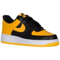 Nike Air Force 1 Low Hommes chaussures noir/or FSS408