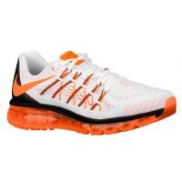Nike Air Max 2015 Hommes chaussures de course blanc/noir LRS670