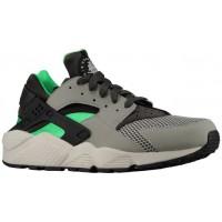 Nike Air Huarache Hommes sneakers gris/vert clair BND902