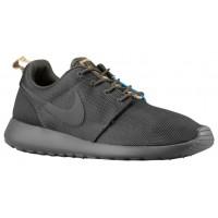 Nike Roshe One Hommes chaussures de sport noir/noir LYV087