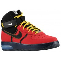 Nike Air Force 1 High Supreme Bakin' Hommes sneakers rouge/noir RDE146