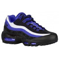 Nike Air Max 95 Essential Hommes baskets noir/violet QFJ773