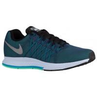 Nike Air Zoom Pegasus 32 Flash Hommes sneakers bleu marin/argenté RMR424
