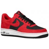 Nike Air Force 1 Low Hommes baskets rouge/noir AHZ488