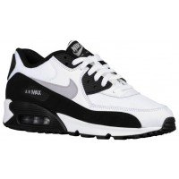 Nike Air Max 90 Essential Hommes baskets blanc/gris DSZ362