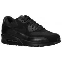 Nike Air Max 90 Hommes baskets Tout noir/noir PEM528
