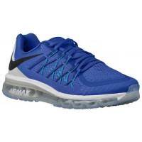 Nike Air Max 2015 Hommes chaussures de sport bleu/blanc NDB052